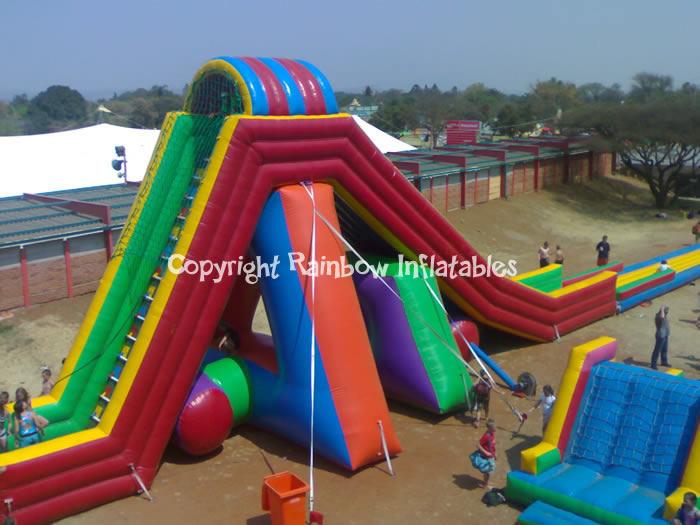 Giant Slides