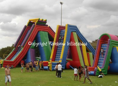 Jumping Castles for Sale / for Hire – Rainbow Inflatables