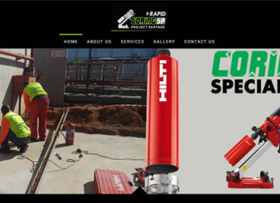 Concrete Coring Specialists – Rapid Coring SA