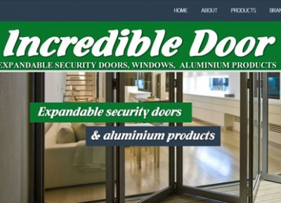 Leading Supplier of Expandable Security Doors / Gates & Windows