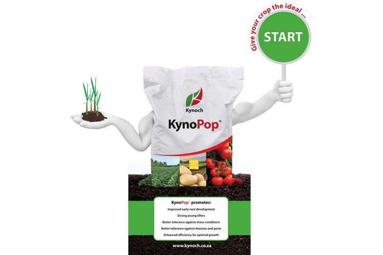 Fertilizer supplier